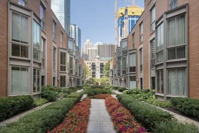 424 E North Water Street UNIT G, Chicago, IL 60611 - MLS#: 09740799