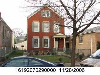 1218 Ridgeland Avenue, Berwyn, IL 60402 - MLS#: 09740911