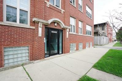 3211 W George Street UNIT 1, Chicago, IL 60618 - MLS#: 09740930
