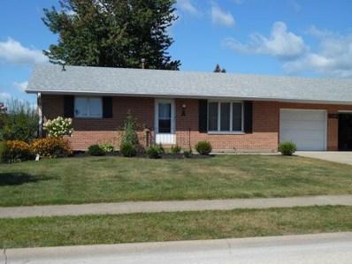 902 Carlisle Drive UNIT A, Rochelle, IL 61068 - #: 09741024