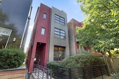 1547 N HONORE Street UNIT 1, Chicago, IL 60622 - MLS#: 09741078