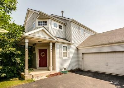 1484 Snapdragon Court, Romeoville, IL 60446 - MLS#: 09741210