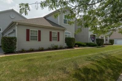 304 Cascade Lane UNIT 304, Oswego, IL 60543 - MLS#: 09741511