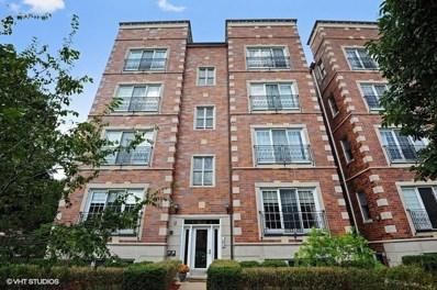 602 Hinman Avenue UNIT 4N, Evanston, IL 60202 - MLS#: 09741821