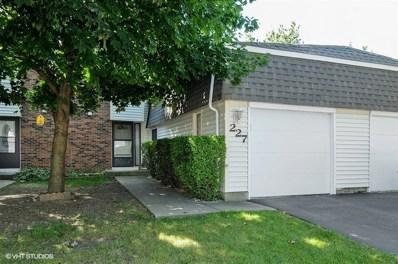 227 WALKER Drive UNIT 227, Bolingbrook, IL 60440 - MLS#: 09742069