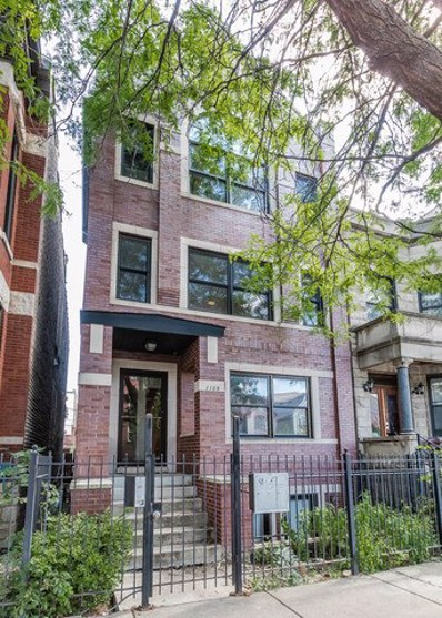 1109 N Mozart Street UNIT 201, Chicago, IL 60622 - MLS#: 09742168