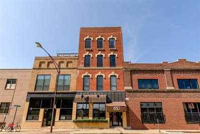 850 N Milwaukee Avenue UNIT 102, Chicago, IL 60642 - MLS#: 09742268