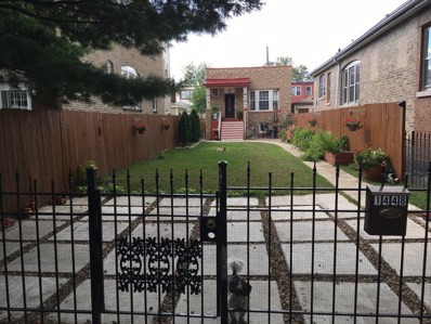 1448 N LATROBE Avenue, Chicago, IL 60651 - MLS#: 09742775