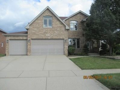 913 Warwick Drive, Matteson, IL 60443 - MLS#: 09743064