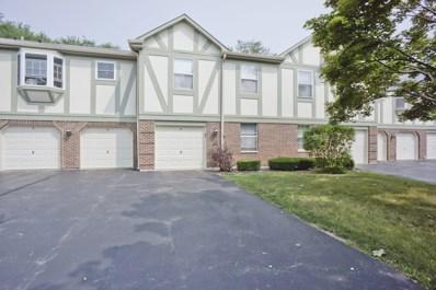 156 W Golf Road UNIT D, Libertyville, IL 60048 - MLS#: 09743101