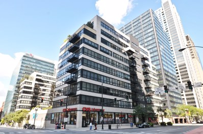 130 S Canal Street UNIT 521, Chicago, IL 60606 - MLS#: 09743239
