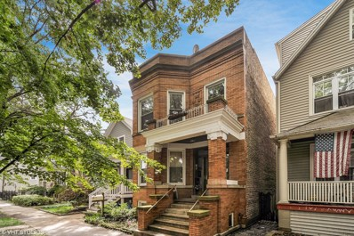 2123 W WARNER Avenue, Chicago, IL 60618 - MLS#: 09743700