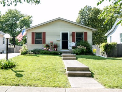 1217 N Center Street, Joliet, IL 60435 - MLS#: 09743745