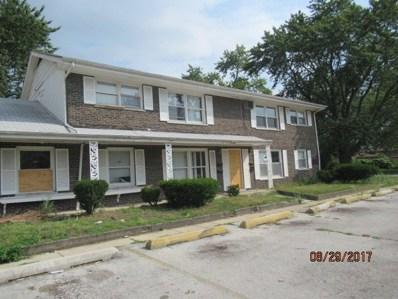14510 COTTAGE GROVE Avenue, Dolton, IL 60419 - MLS#: 09743834