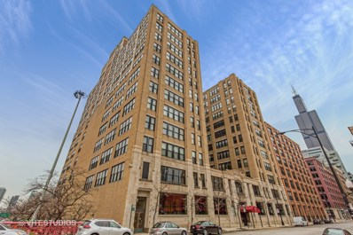 728 W Jackson Boulevard UNIT 1114, Chicago, IL 60661 - MLS#: 09743886