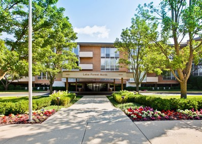 1301 N Western Avenue UNIT 101, Lake Forest, IL 60045 - MLS#: 09744080