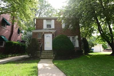 7031 N Ionia Avenue, Chicago, IL 60646 - MLS#: 09744138