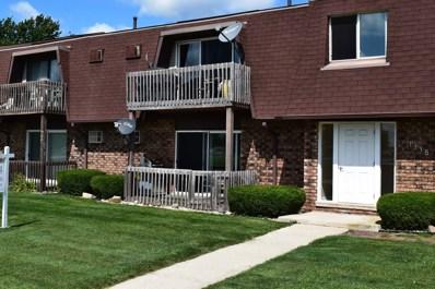 1115 Shagbark Road UNIT 1C, New Lenox, IL 60451 - MLS#: 09744166