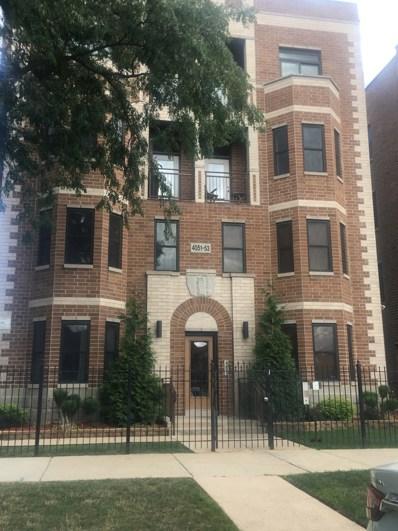 4051 S Michigan Avenue UNIT 2N, Chicago, IL 60653 - MLS#: 09744334