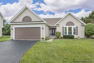 638 Briarwood Lane, Oswego, IL 60543 - MLS#: 09744384