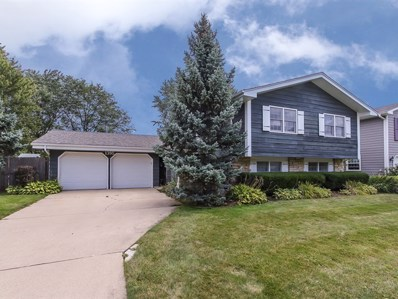 1395 N Oakmont Road, Hoffman Estates, IL 60169 - MLS#: 09744627