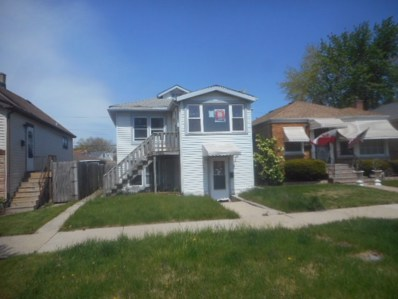 7506 W Forest Preserve Avenue, Chicago, IL 60634 - MLS#: 09744641