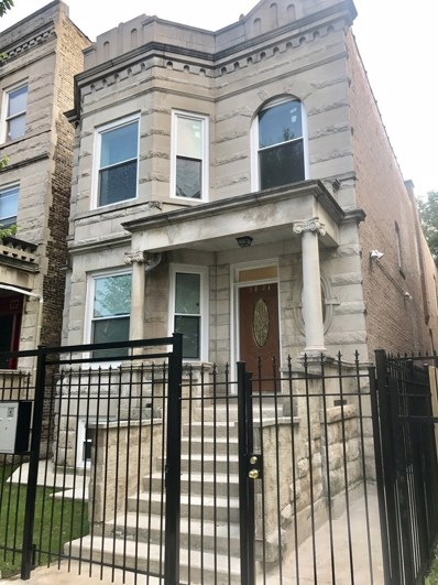 3821 W Monroe Street, Chicago, IL 60624 - MLS#: 09745413