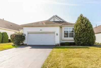 44 W Vandermeer Drive, Antioch, IL 60002 - MLS#: 09745605