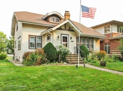 1026 Prairie Avenue, Park Ridge, IL 60068 - MLS#: 09745619