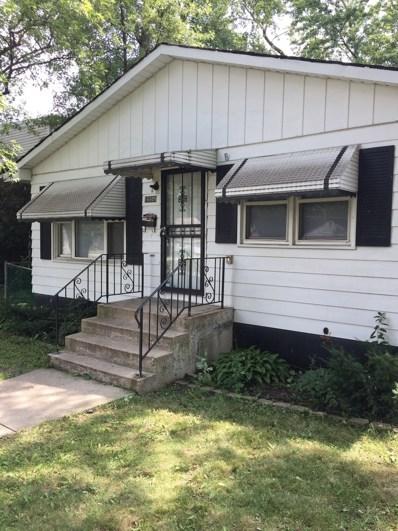 16809 Bulger Avenue, Hazel Crest, IL 60429 - MLS#: 09745998