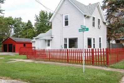 100 Garfield Street, Harvard, IL 60033 - #: 09746098