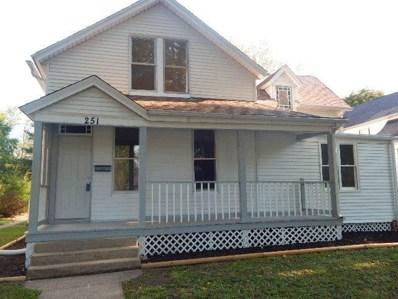 251 W Center Street, Paxton, IL 60957 - MLS#: 09746111