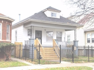 8743 S Wallace Street, Chicago, IL 60620 - MLS#: 09746290