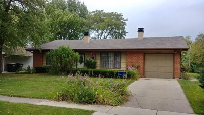 1460 Rosedale Lane, Hoffman Estates, IL 60169 - #: 09746378