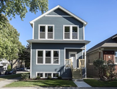 4428 W Leland Avenue, Chicago, IL 60630 - MLS#: 09746639