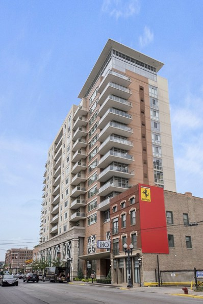 230 W Division Street UNIT 1405, Chicago, IL 60610 - MLS#: 09747260