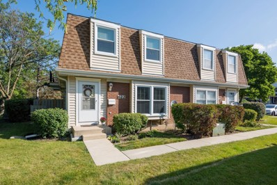622 Academy Court UNIT A, Schaumburg, IL 60194 - MLS#: 09747679