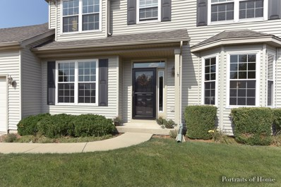 639 Red Tail Court, Yorkville, IL 60560 - MLS#: 09747710
