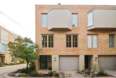 116 Frank Lloyd Wright Lane, Oak Park, IL 60302 - MLS#: 09747802