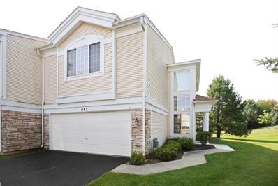 842 Coronado Court, Elgin, IL 60123 - MLS#: 09747890