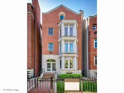 853 W WRIGHTWOOD Avenue UNIT 1, Chicago, IL 60614 - MLS#: 09747949