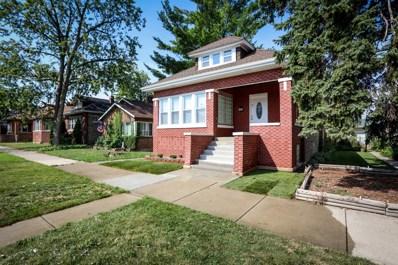 10114 S Peoria Street, Chicago, IL 60643 - MLS#: 09747968