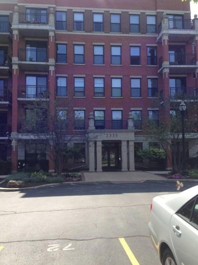 2335 W Belle Plaine Avenue WEST UNIT 109, Chicago, IL 60618 - MLS#: 09748085