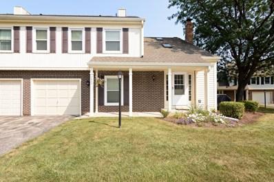 2682 College Hill Circle UNIT 362, Schaumburg, IL 60173 - MLS#: 09748166