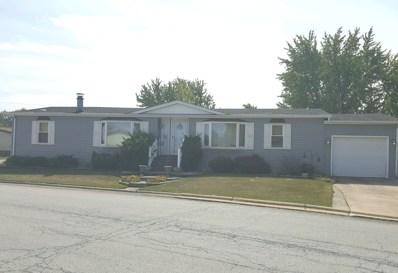 629 Tanglewood Road, Matteson, IL 60443 - MLS#: 09748364