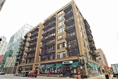 625 W JACKSON Boulevard UNIT 806, Chicago, IL 60661 - MLS#: 09748579
