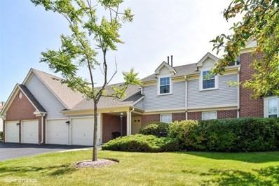 2874 Meadow Lane UNIT D, Schaumburg, IL 60193 - MLS#: 09748770