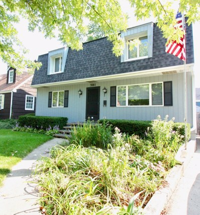 581 S Parkside Avenue, Elmhurst, IL 60126 - MLS#: 09749182