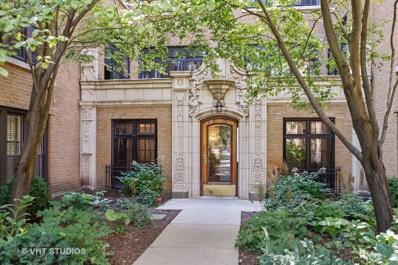 539 W Roscoe Street UNIT 1S, Chicago, IL 60657 - MLS#: 09749408