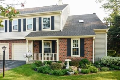 2561 College Hill Circle, Schaumburg, IL 60173 - MLS#: 09749594